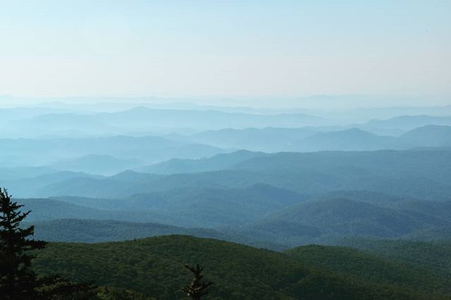 Asheville Things To Do - Grandfather Mountain - Original Photo