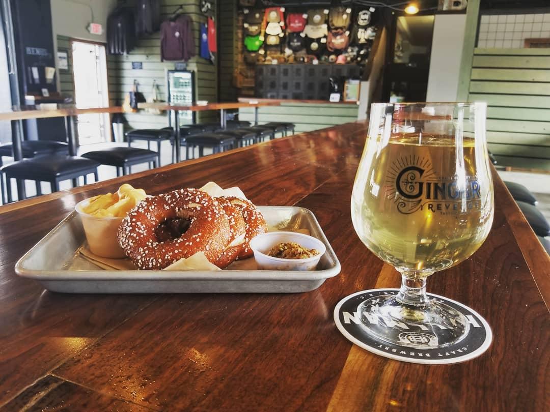 Asheville Breweries - Hillman Beer - Original Photo