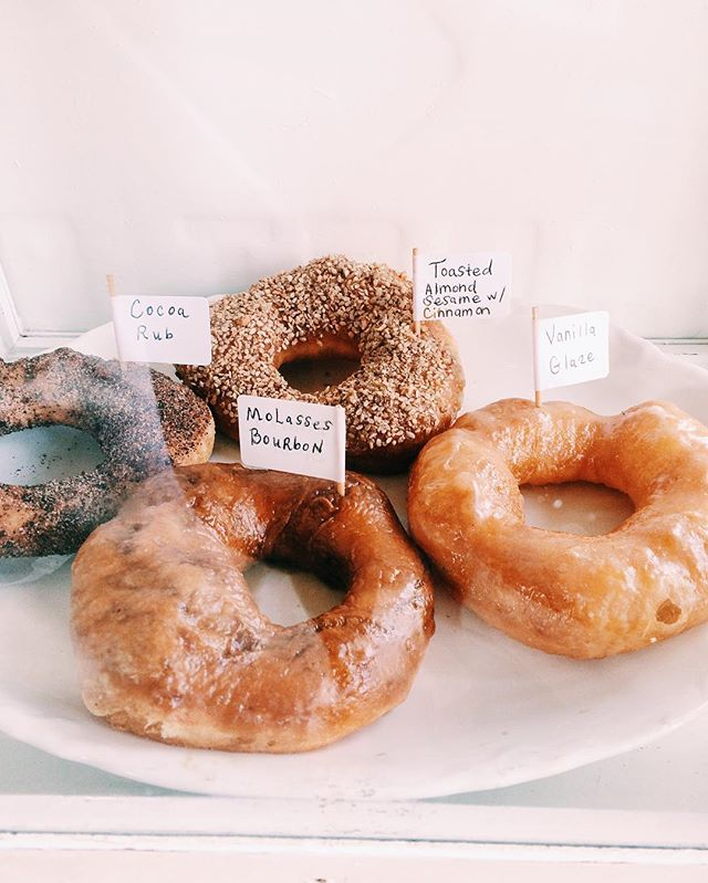 Asheville Restaurants - Hole Doughnuts - Original Photo
