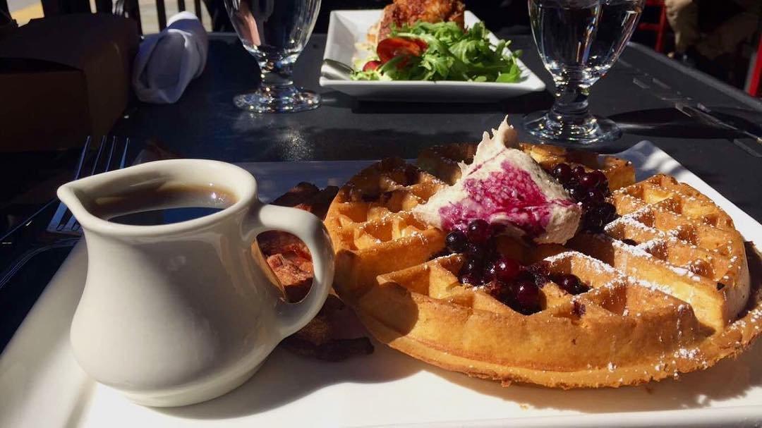 Asheville Restaurants - Isa's French Bistro - Original Photo
