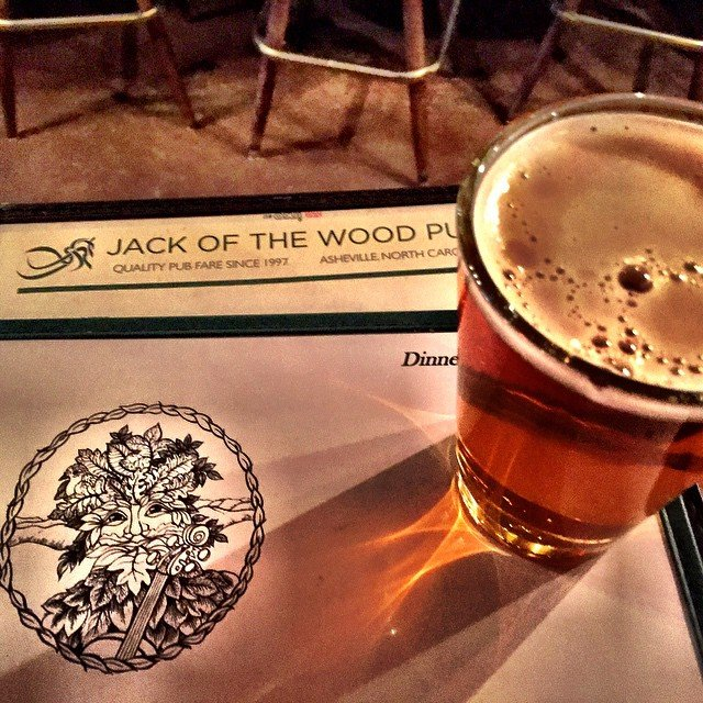Asheville Breweries - Jack of the Wood - Original Photo