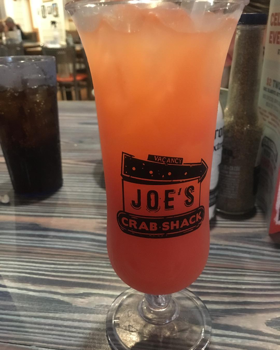 Sevierville Restaurants - Joe's Crab Shack - Original Photo
