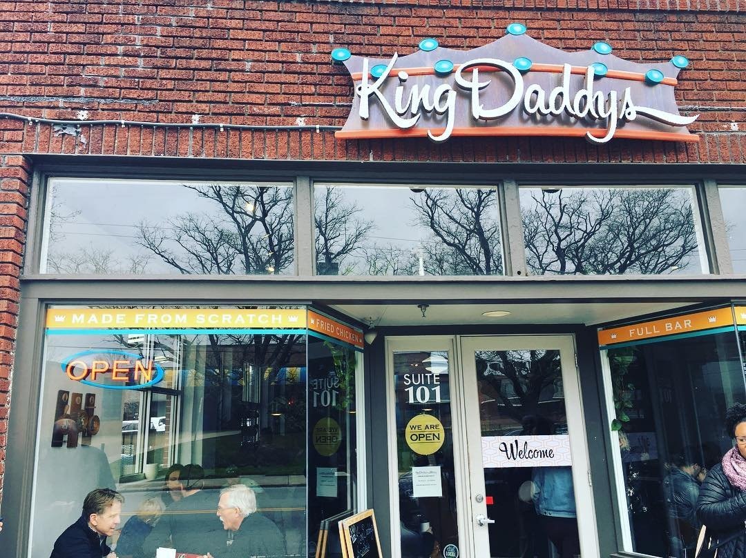 Asheville Restaurants - King Daddy's Chicken & Waffle - Original Photo