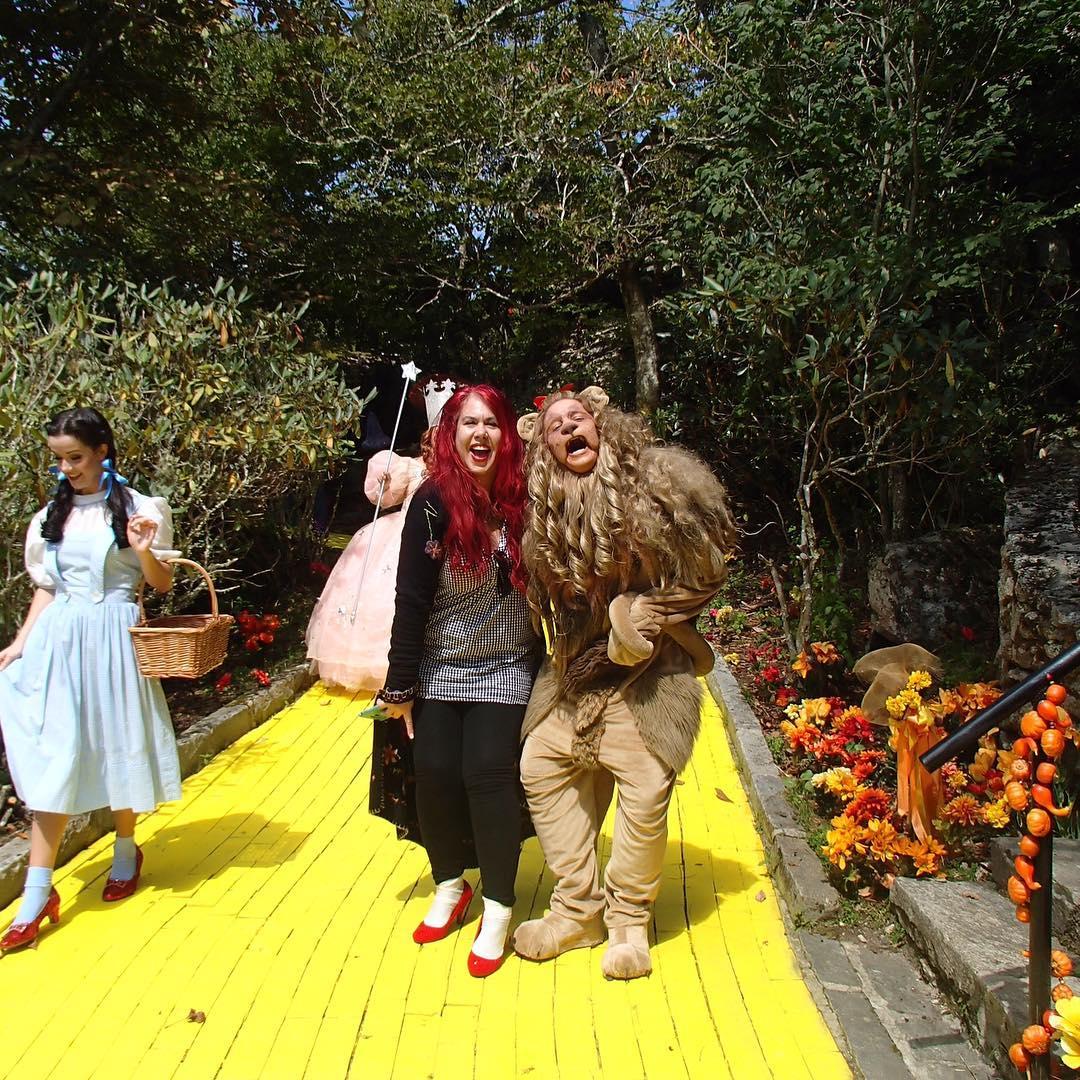Asheville Things To Do - Land of Oz - Original Photo
