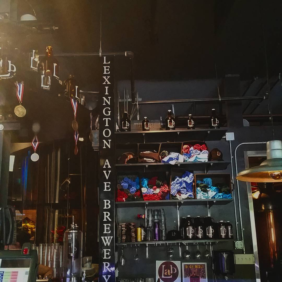Asheville Breweries - Lexington Avenue Brewery - Original Photo