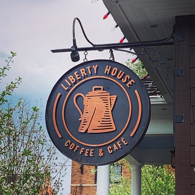 Asheville Restaurants - Liberty House Coffee and Café - Original Photo