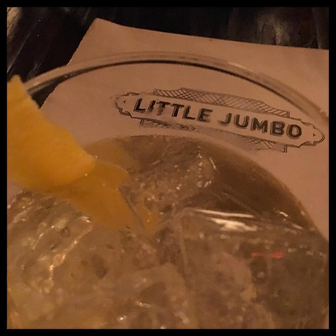 Asheville Restaurants - Little Jumbo - Original Photo