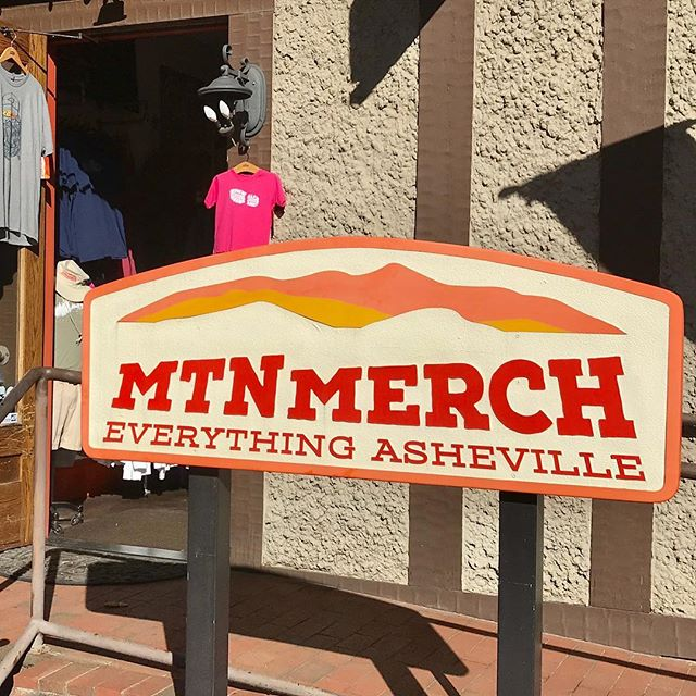 Asheville Things To Do - MTN Merch - Original Photo