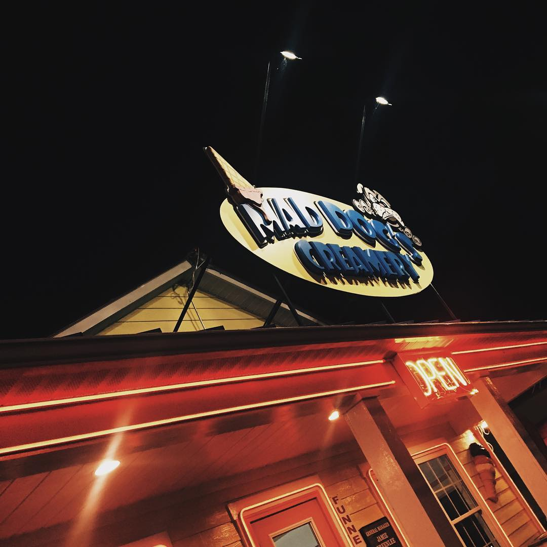 Pigeon Forge Restaurants - Mad Dog's Creamery - Original Photo