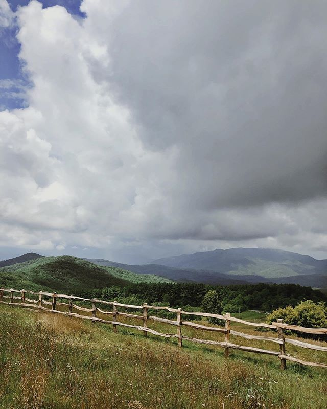 Asheville Hikes - Max Patch - Original Photo