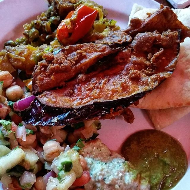 Asheville Restaurants - Mela Indian - Original Photo