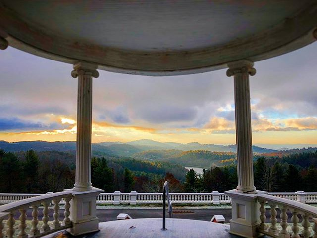 Asheville Things To Do - Moses H Cone Memorial Park - Original Photo