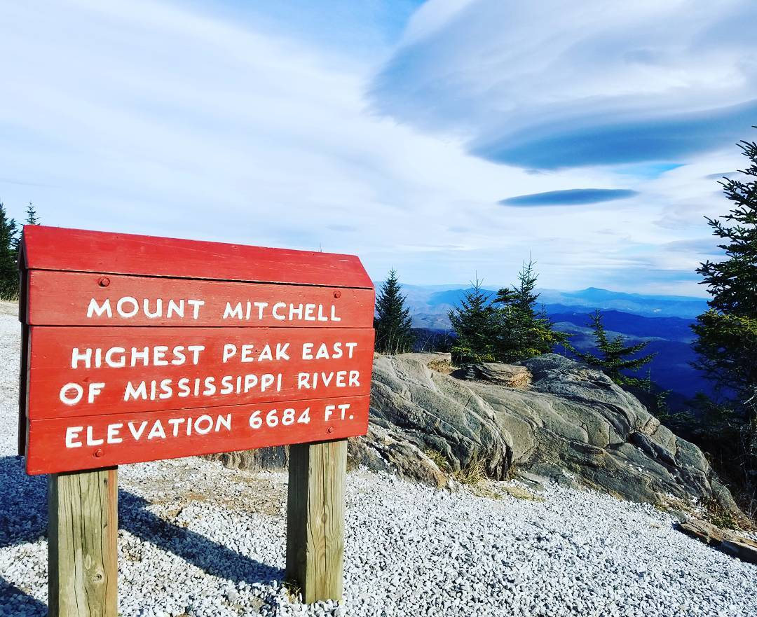 Asheville Parks - Mount Mitchell State Park - Original Photo