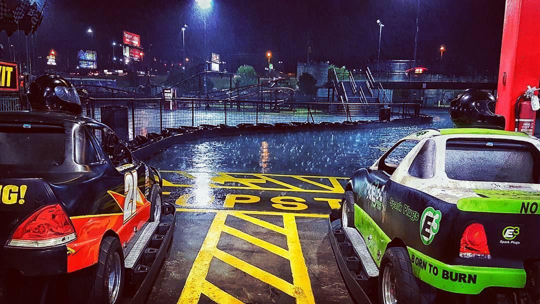 Sevierville Things To Do - Nascar Speedpark - Original Photo