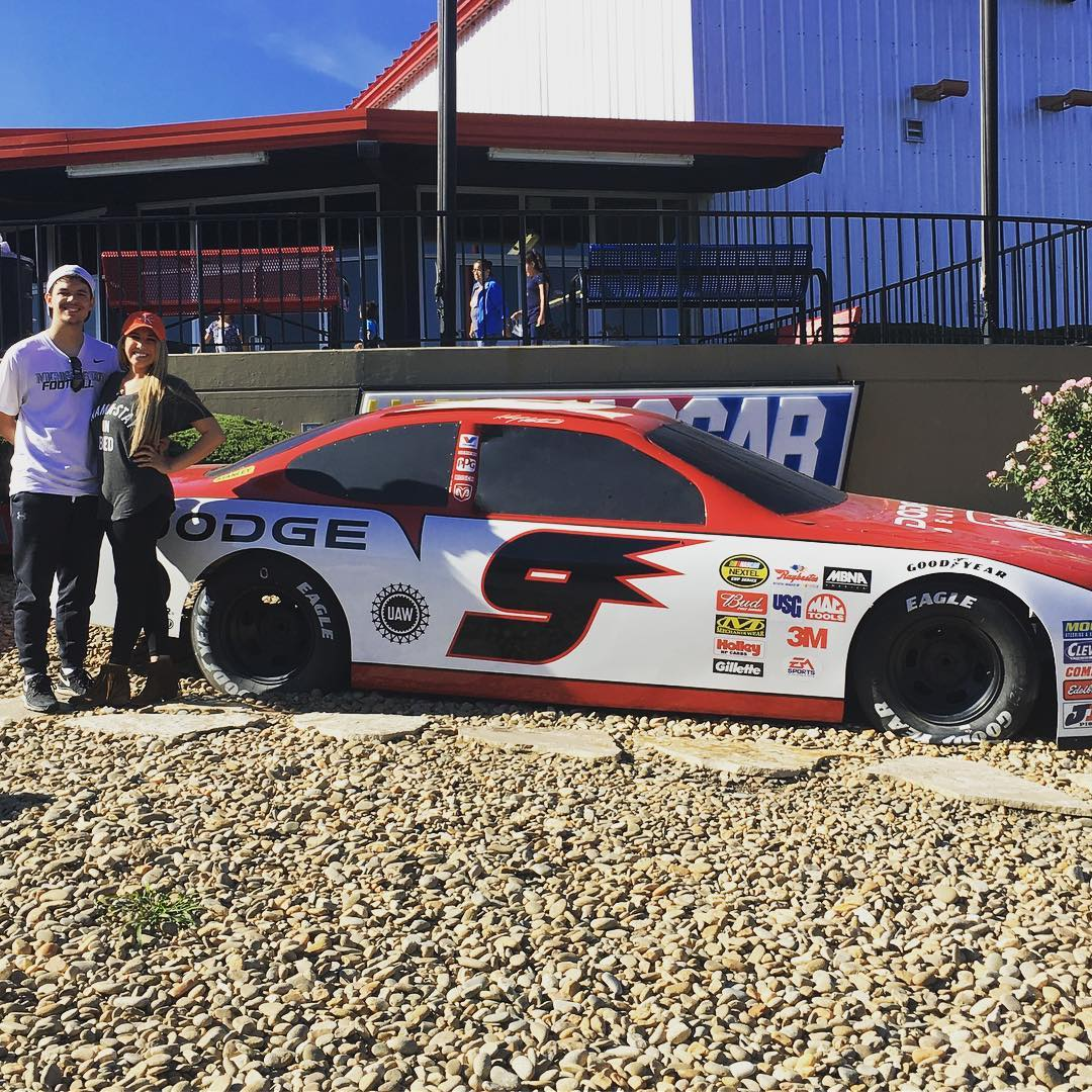 Sevierville Things To Do - Nascar Speedpark - Original Photo