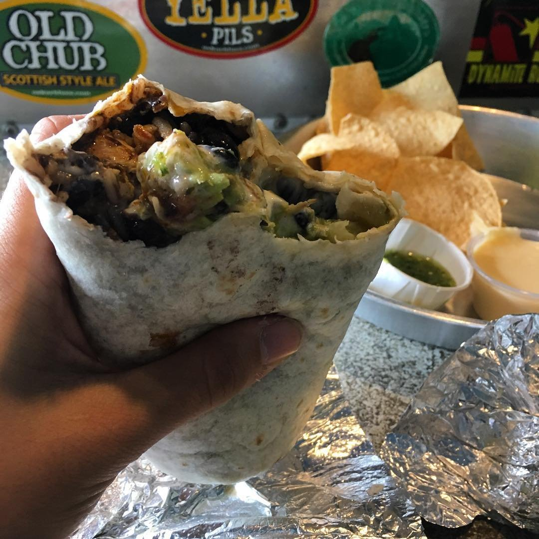 Asheville Restaurants - Neo Burrito (Parkwood Location) - Original Photo