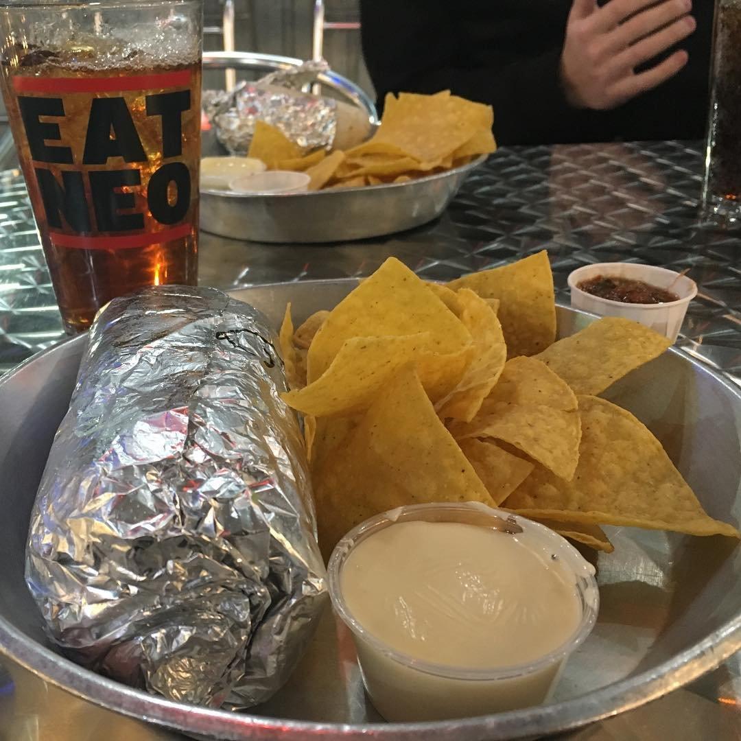 Asheville Restaurants - Neo Burrito (South Tunnel Road) - Original Photo