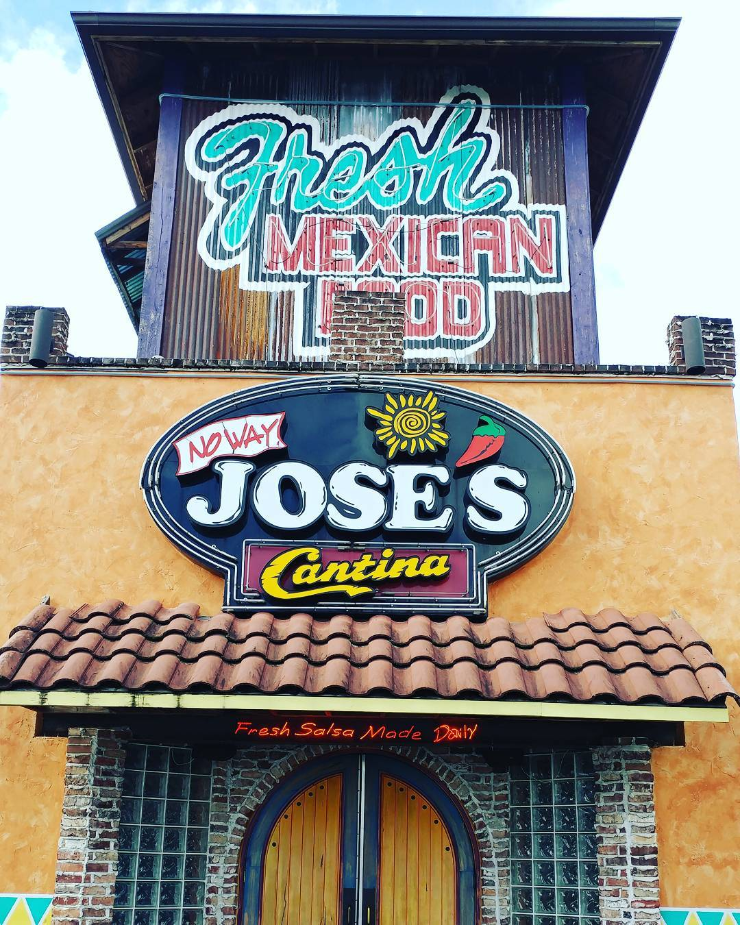 Pigeon Forge Restaurants - No Way Jose's Pigeon Forge - Original Photo