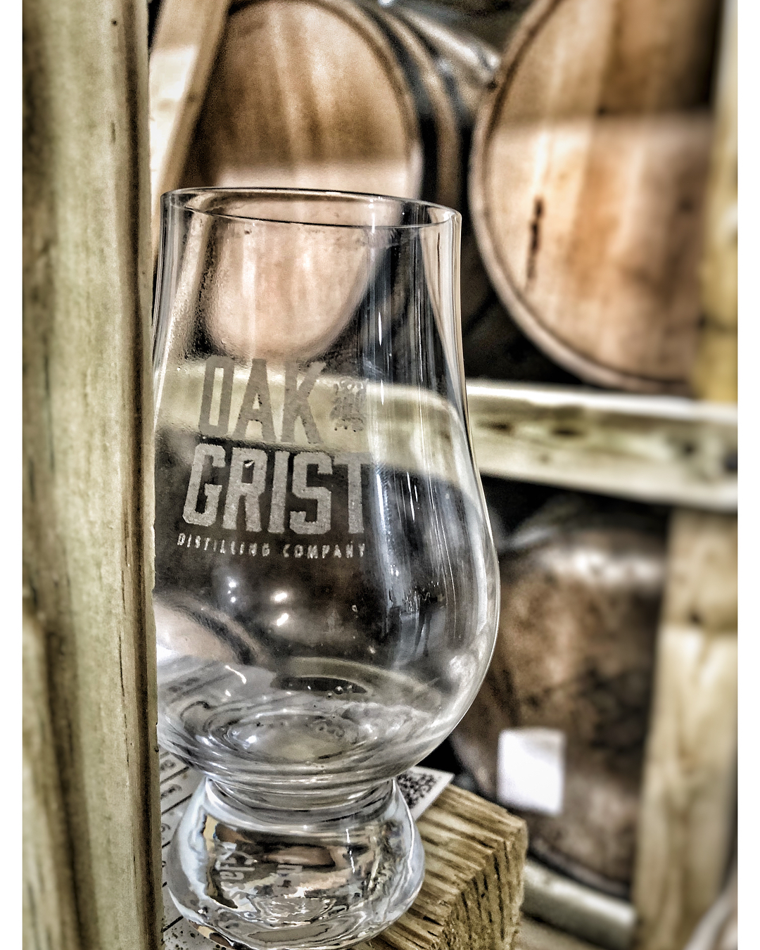 Asheville Breweries - Oak and Grist Distilling Company - Original Photo
