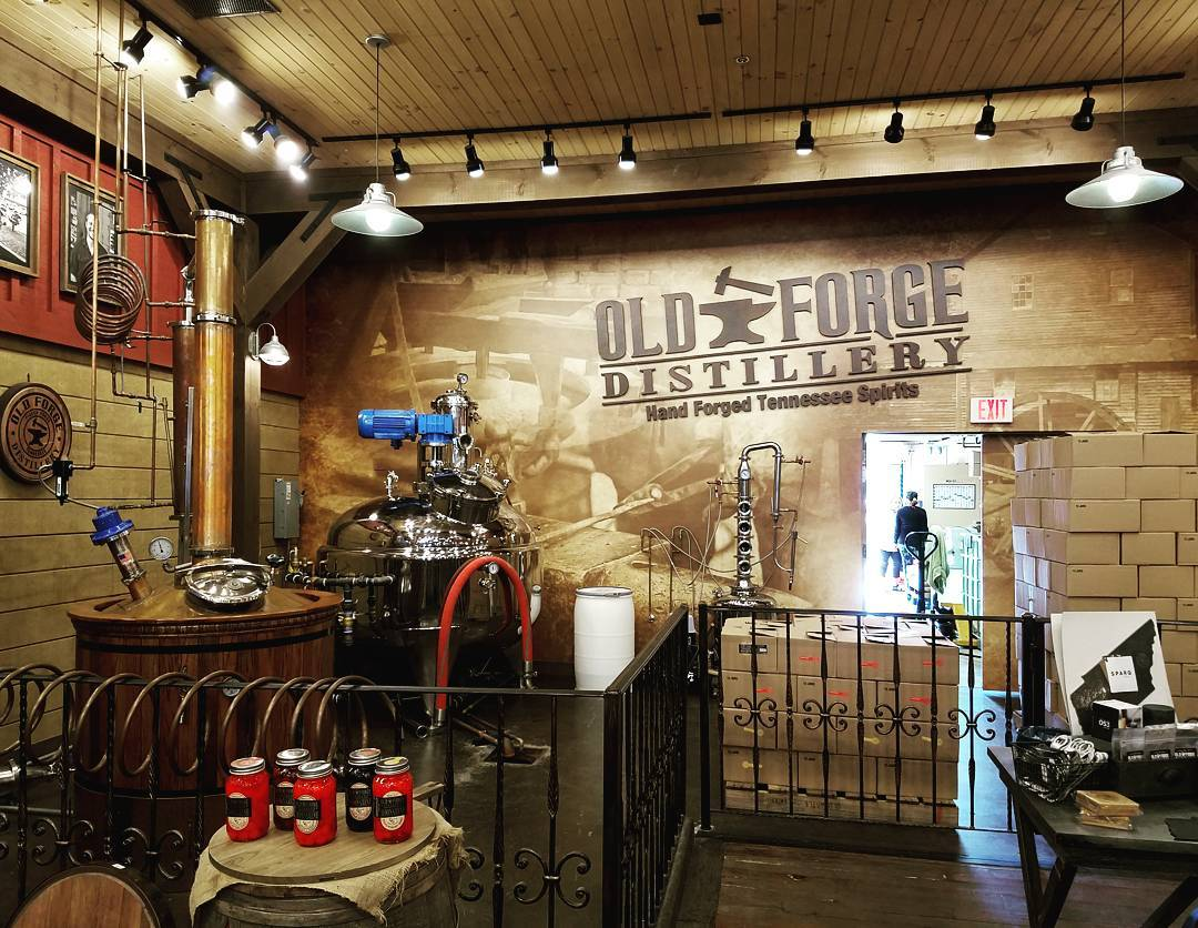 Pigeon Forge Things To Do - Old Forge Distillery - Original Photo