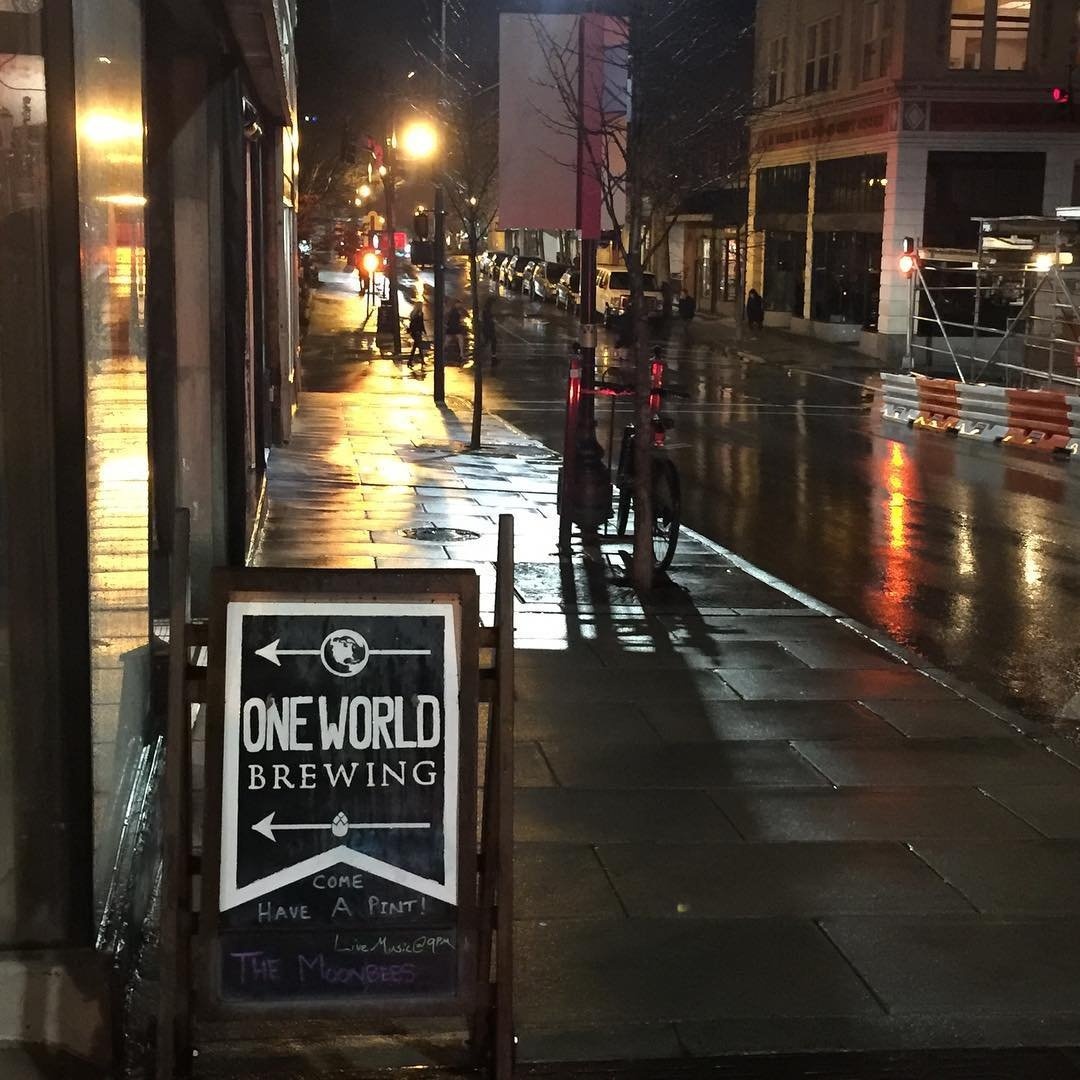 Asheville Breweries - One World Brewing - Original Photo