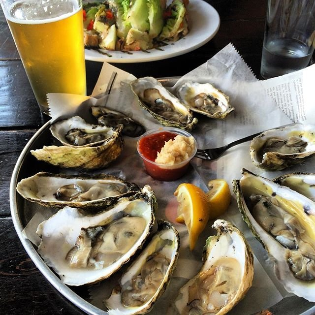 Asheville Restaurants - Oyster House Brewing - Original Photo