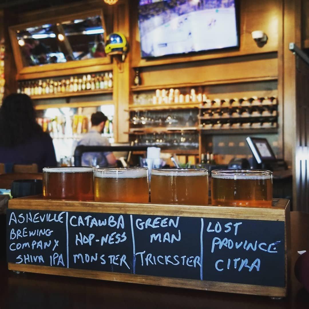 Asheville Breweries - Pack's Tavern - Original Photo