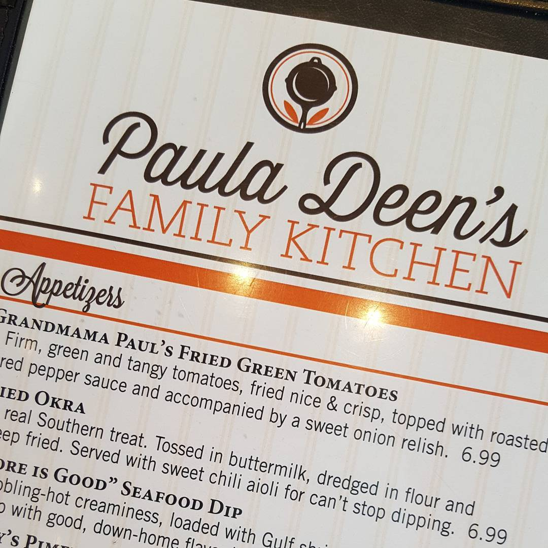 Pigeon Forge Restaurants - Paula Deen's Family Kitchen in Pigeon Forge, TN - Original Photo