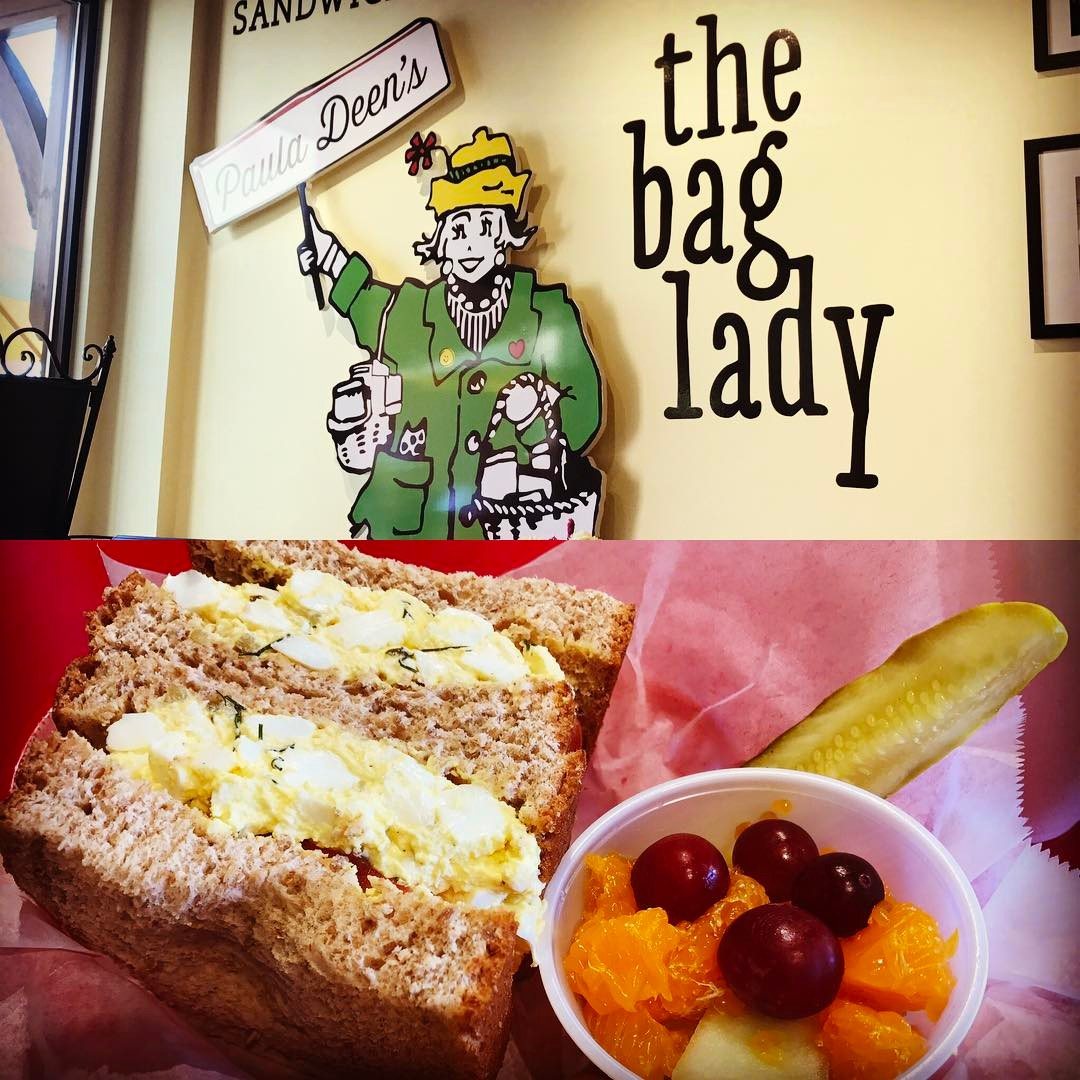Pigeon Forge Restaurants - Paula Deen's The Bag Lady - Original Photo