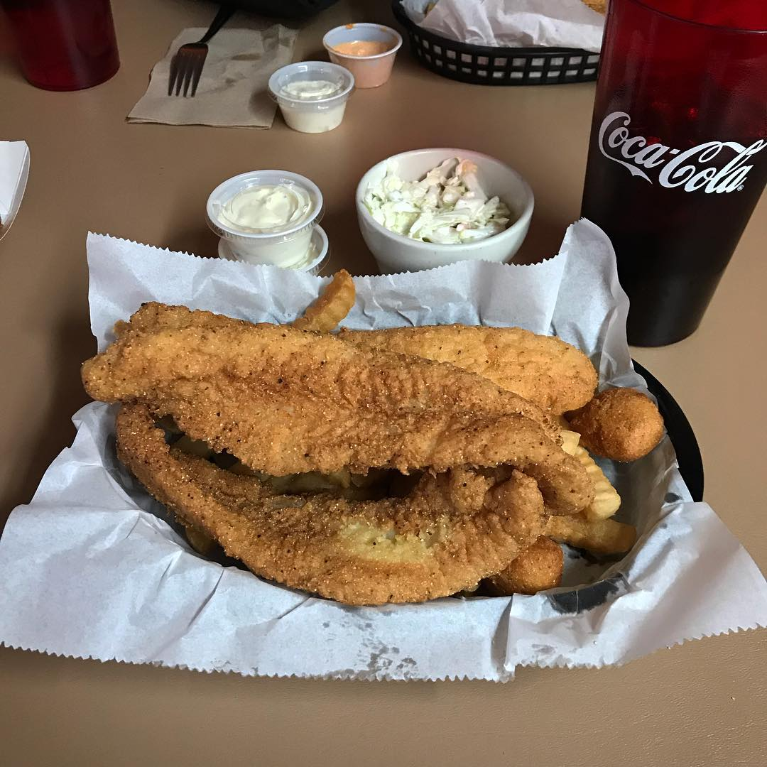 Sevierville Restaurants - Paw Paw's Catfish Kitchen - Original Photo