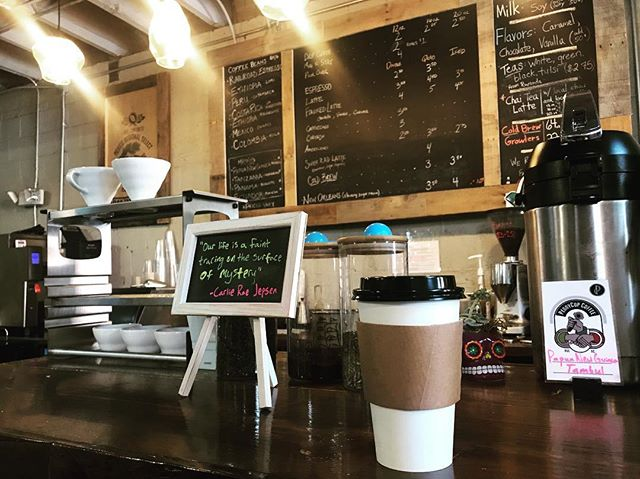 Asheville Restaurants - PennyCup Coffee Co. - Original Photo