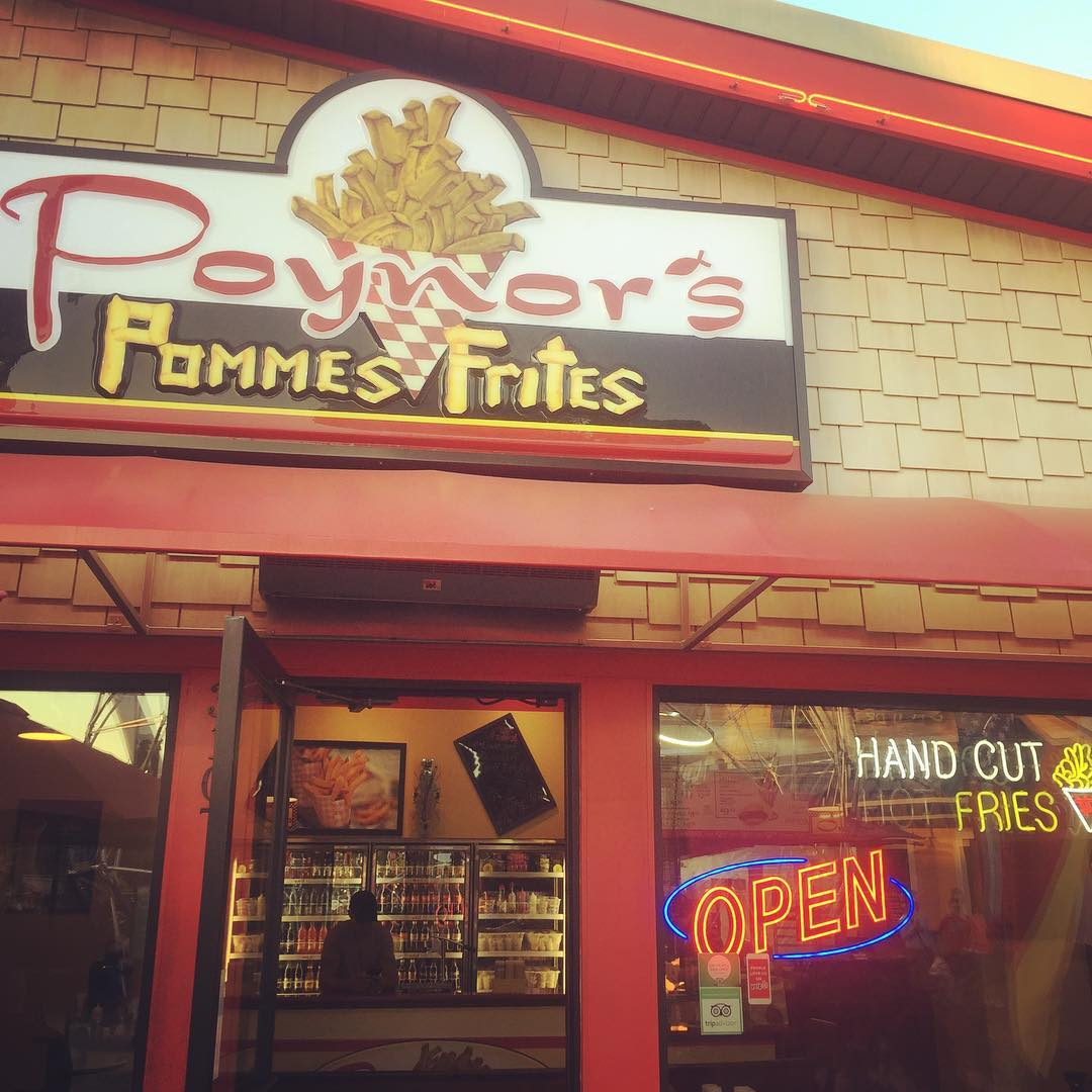 Pigeon Forge Restaurants - Poynor's Pommes Frites - Original Photo