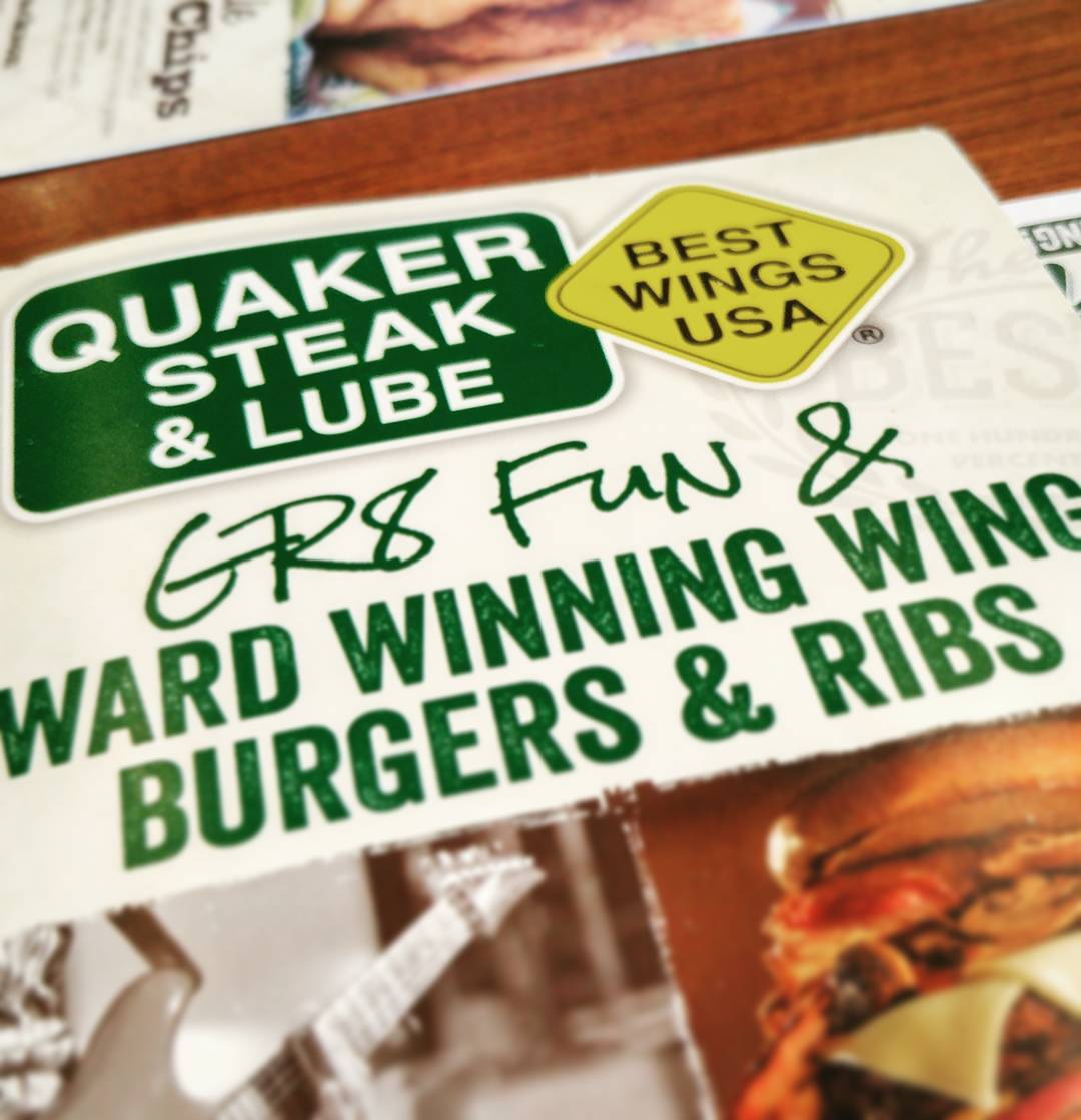 Sevierville Restaurants - Quaker Steak & Lube - Original Photo