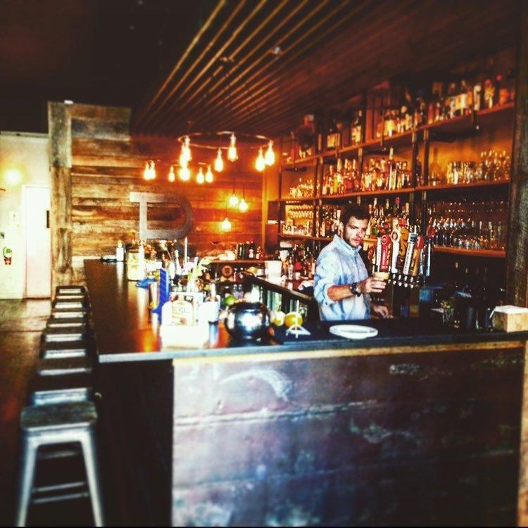 Asheville Restaurants - Rhubarb - Original Photo