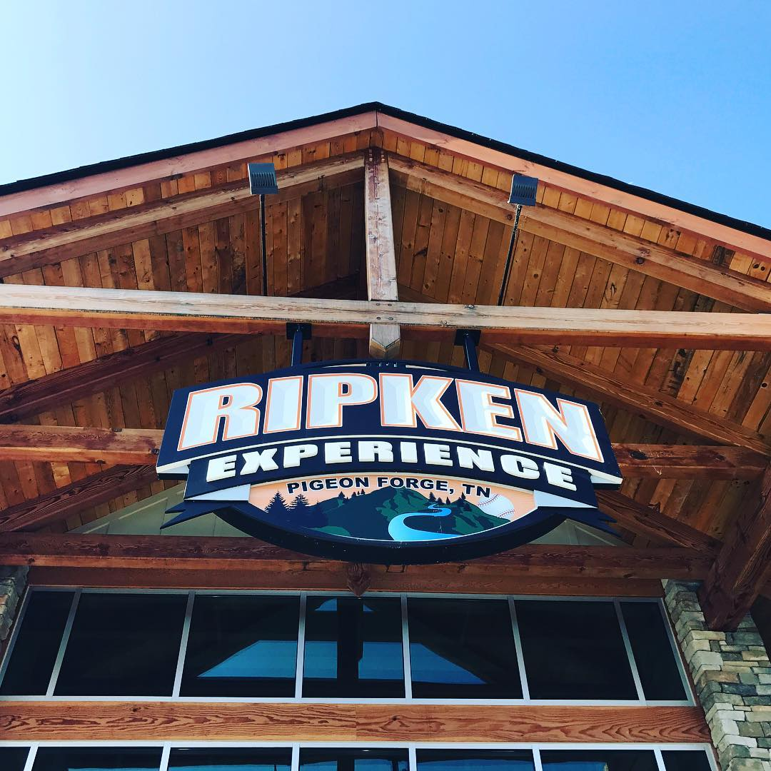 Pigeon Forge Things To Do - Ripken Baseball Experience - Original Photo