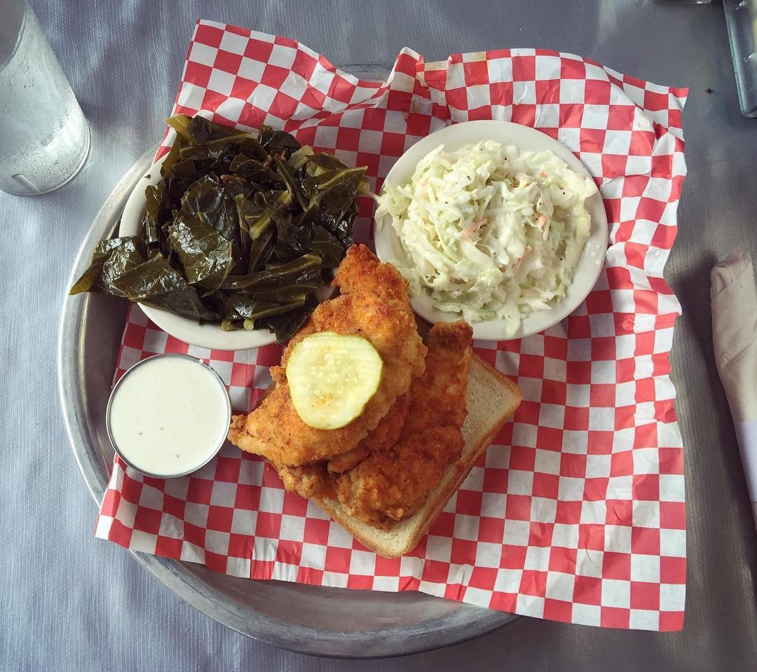 Asheville Restaurants - Rocky's Hot Chicken Shack (Patton Location) - Original Photo