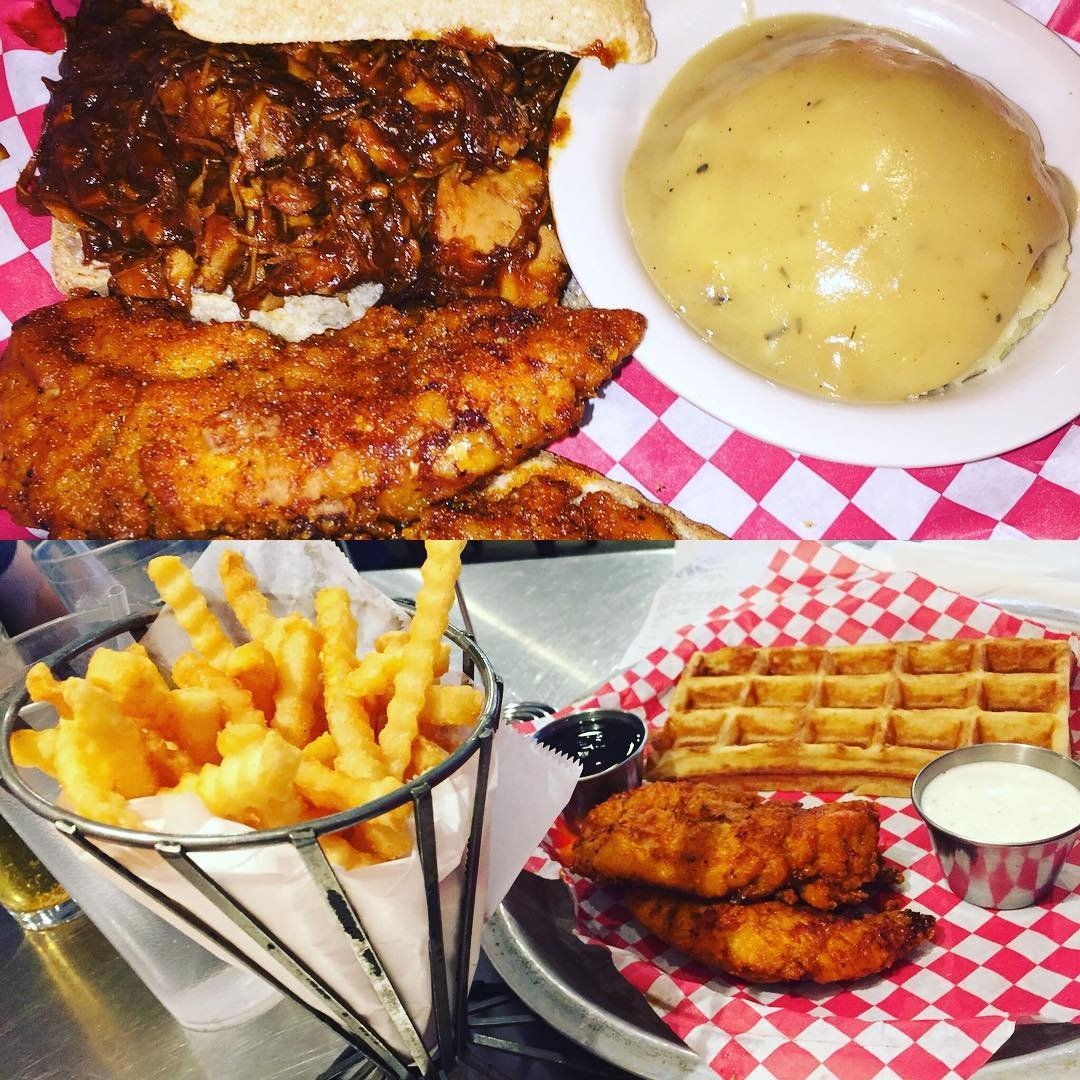 Asheville Restaurants - Rocky's Hot Chicken Shack (Sweeten Location) - Original Photo