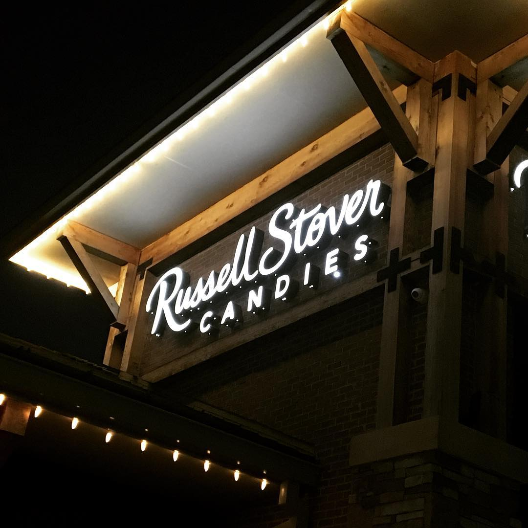 Sevierville Things To Do - Russell Stover Retail Store - Original Photo