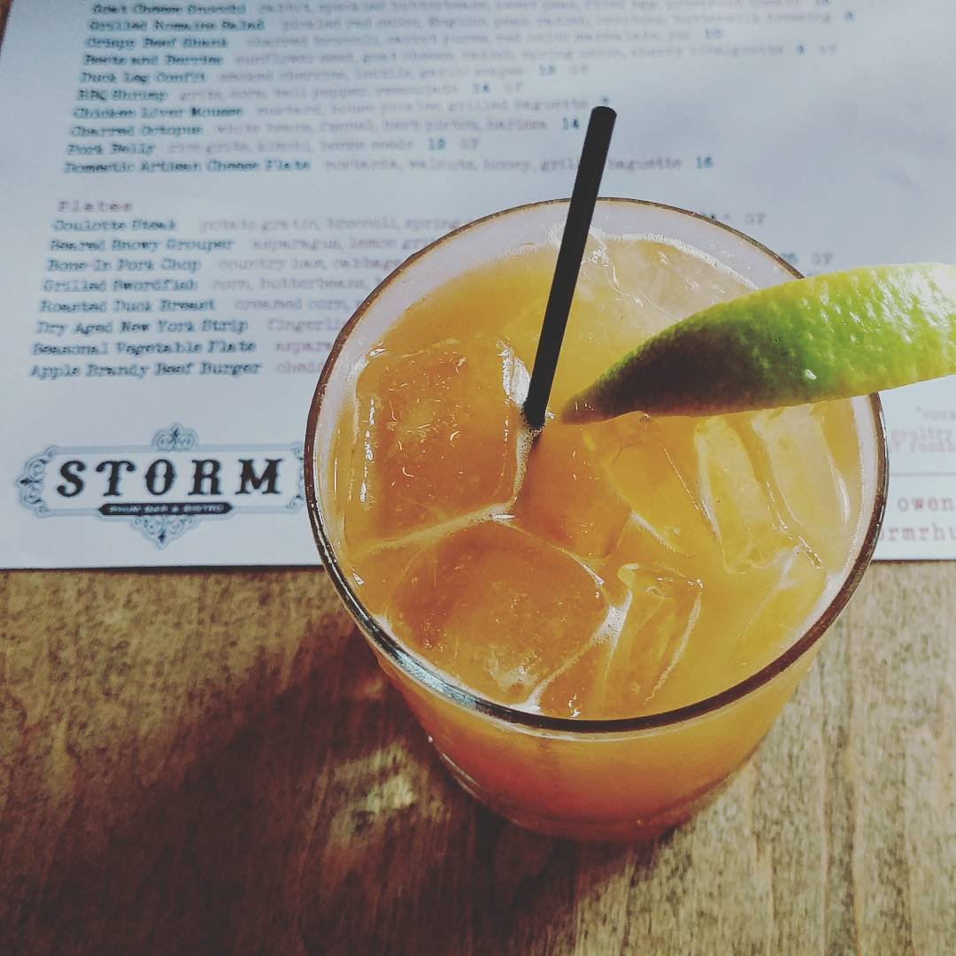 Asheville Restaurants - STORM Rhum Bar & Bistro - Original Photo