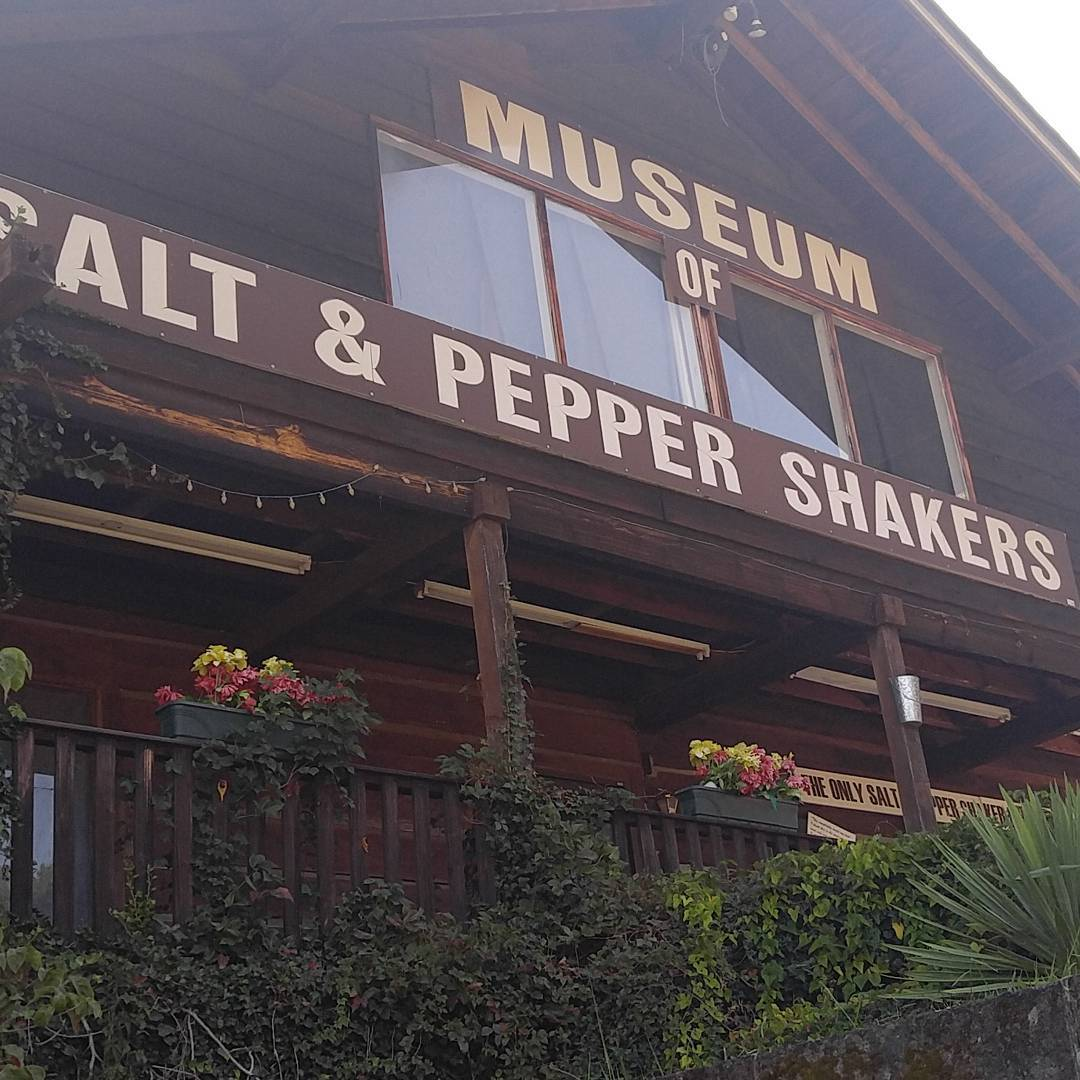 Gatlinburg Things To Do - Salt & Pepper Shaker Museum - Original Photo