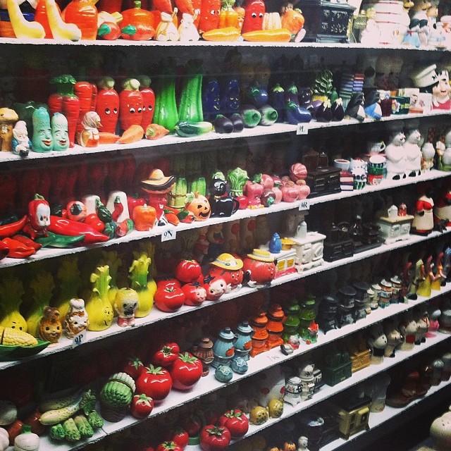 Gatlinburg Things To Do - Salt & Pepper Shaker Museum - Original Photo