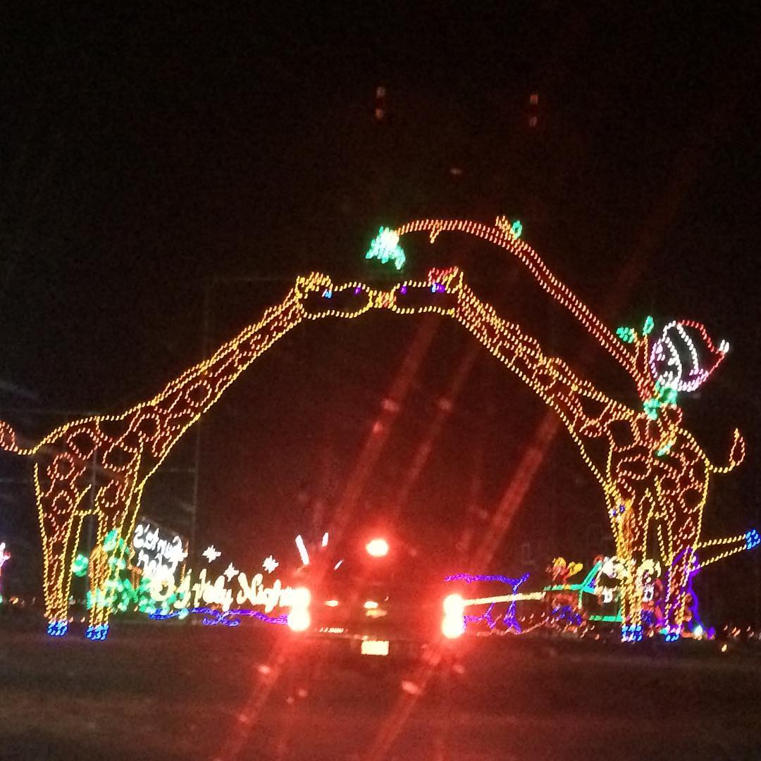 Shadrack's Christmas Wonderland In Sevierville, TN