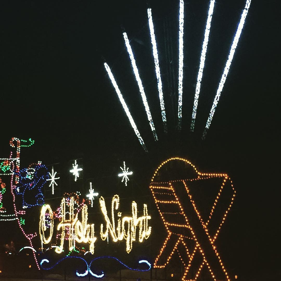 Sevierville Things To Do - Shadrack's Christmas Wonderland - Original Photo