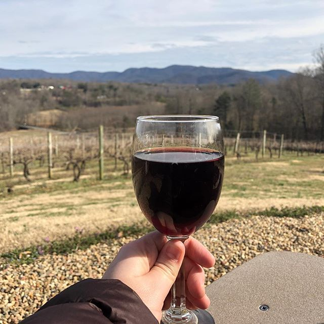 Asheville Things To Do - Silver Fork Winery - Original Photo