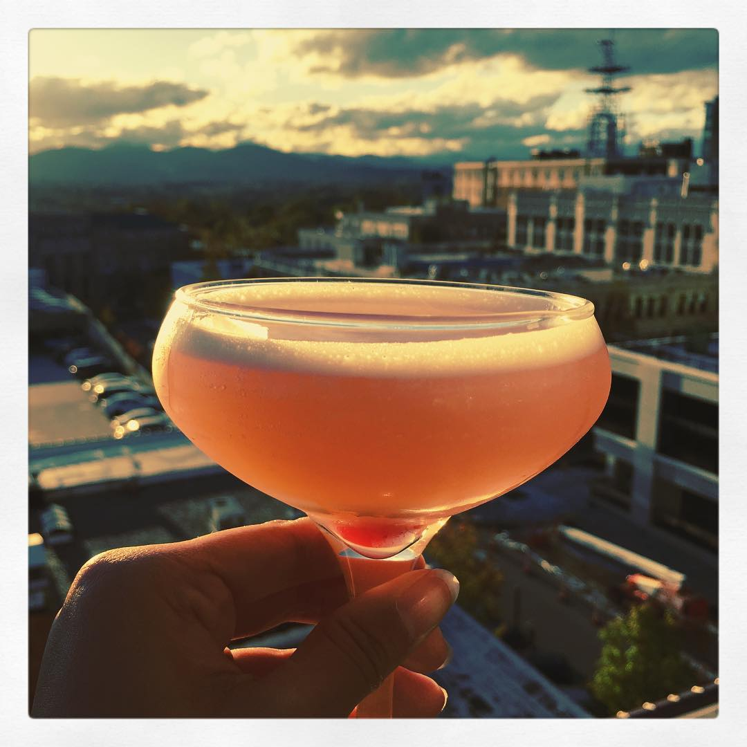 Asheville Restaurants - SkyBAR at World Coffee Cafe - Original Photo
