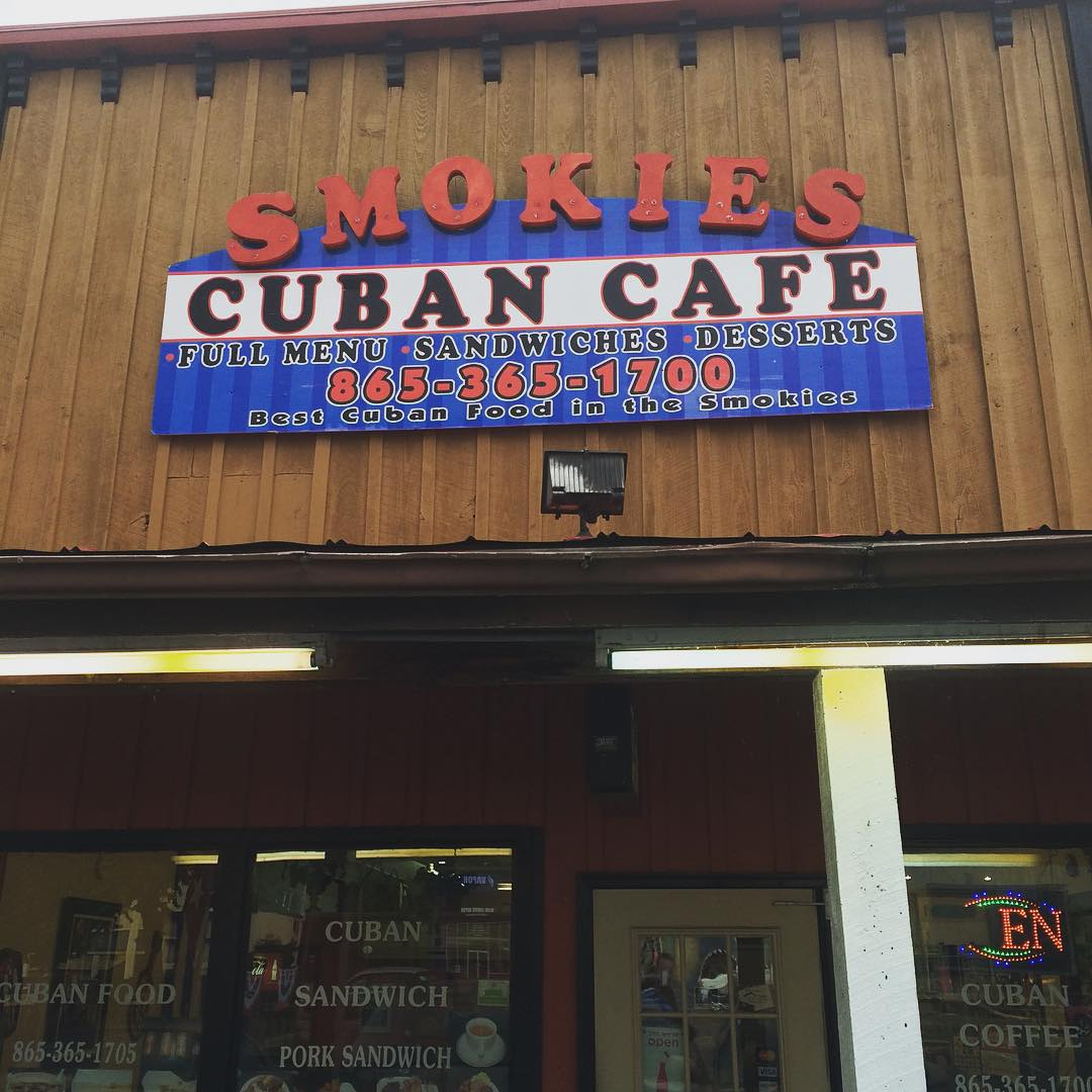 Smokies Cuban Cafe In Sevierville Is A Local Favorite