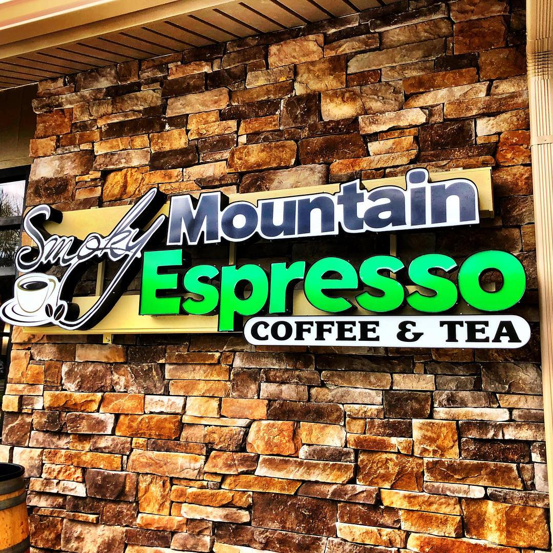 Sevierville Restaurants - Smoky Mountain Espresso - Original Photo