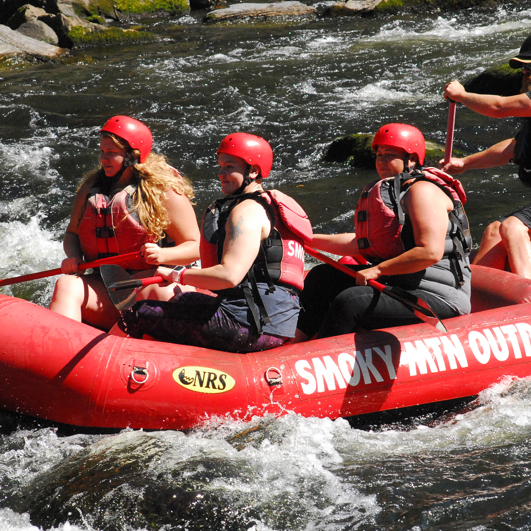Gatlinburg Things To Do - Smoky Mountain Outdoors Whitewater Rafting - Original Photo