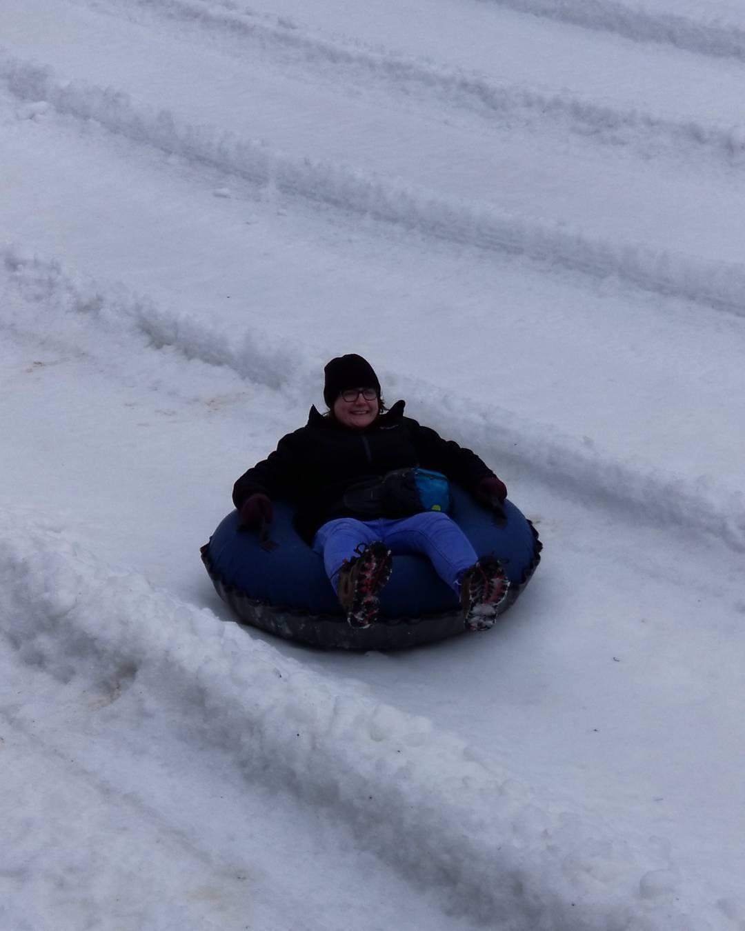 Things To Do Ober Gatlinburg - Snow Tubing - Original Photo