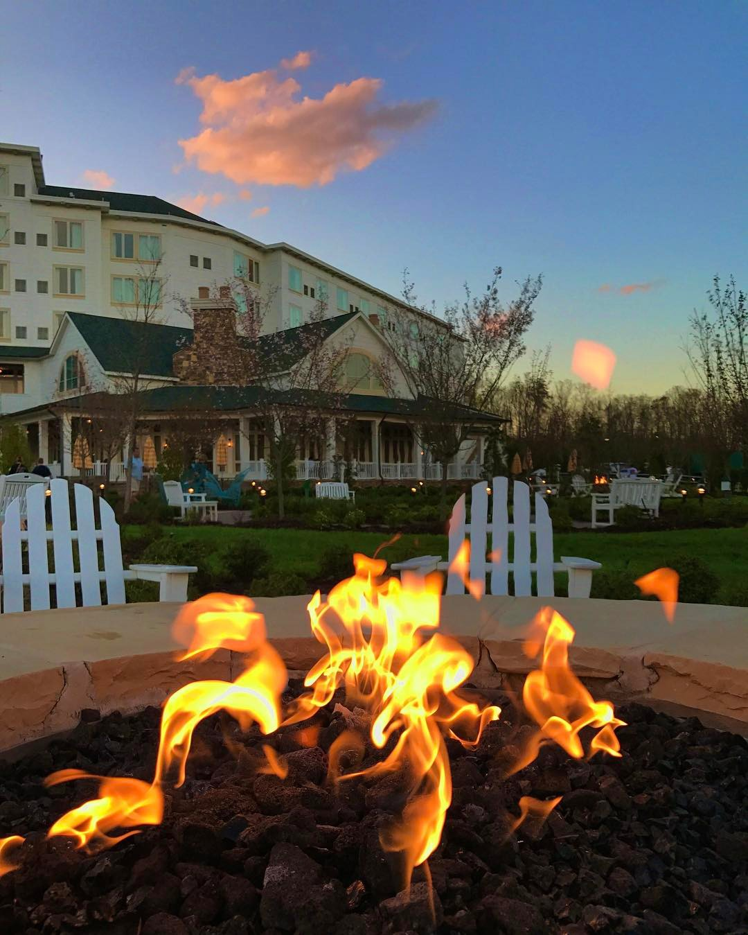 Pigeon Forge Restaurants - Song & Hearth Buffet at DreamMore Resort - Original Photo